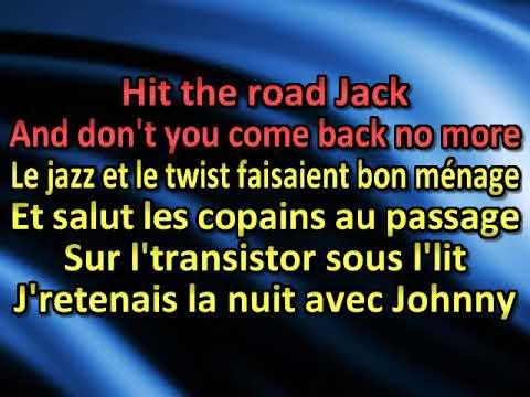 Richard Anthony   Fiche le camp Jack [karaoke]