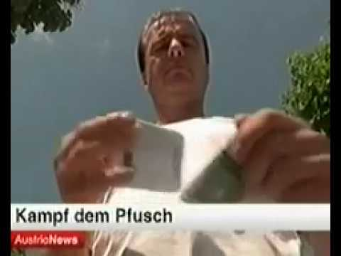 Werner Rydl 2010 - Pfusch - Austria News