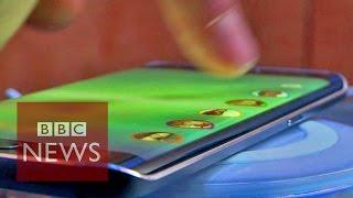 Samsung Galaxy S6 Edge - BBC News