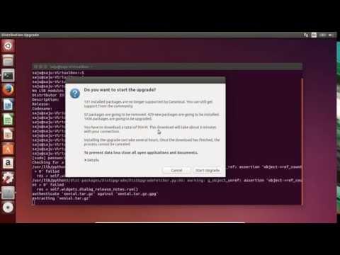 How to upgrade Ubuntu 12.04 to 16.04 LTS