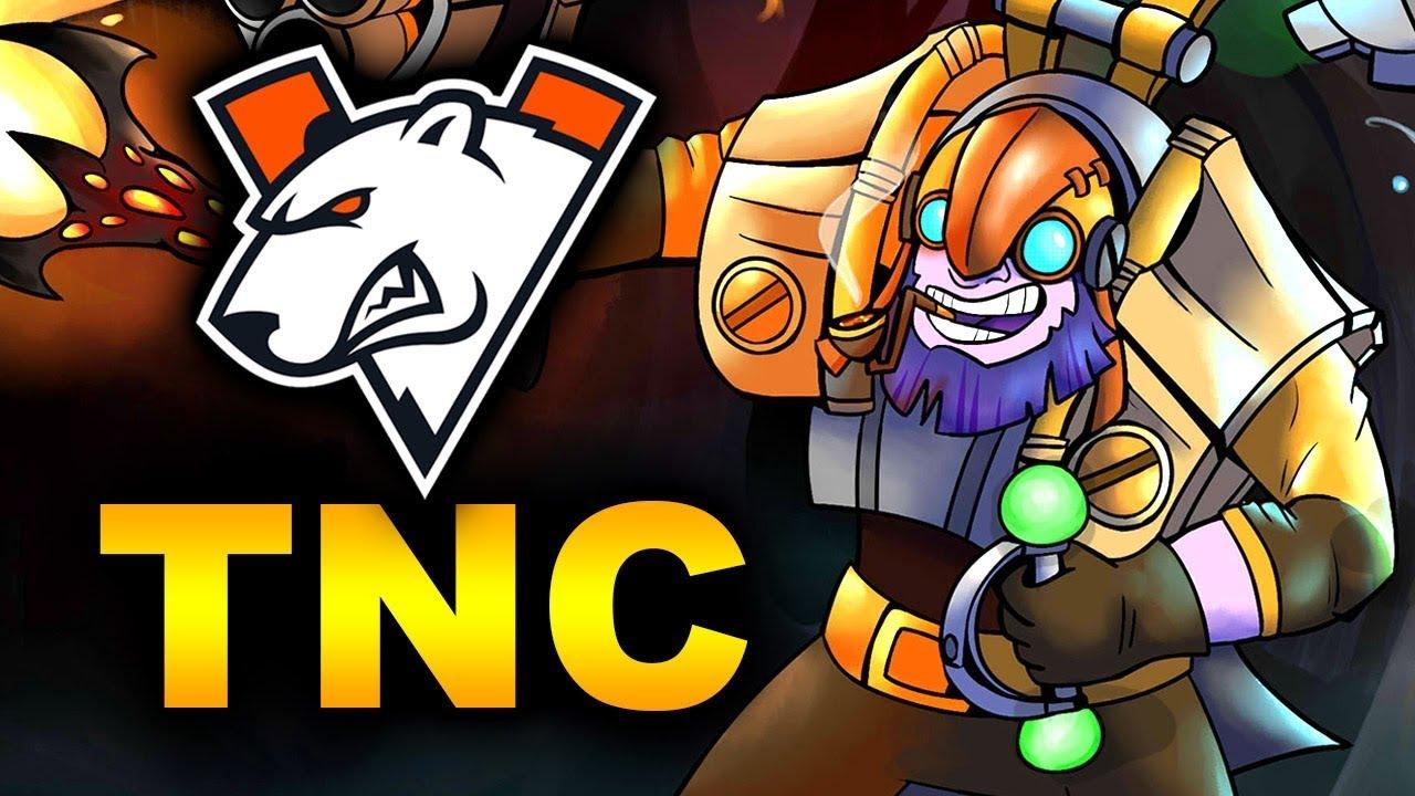 VP vs TNC - WINNERS GAME - CHONGQING MAJOR DOTA 2