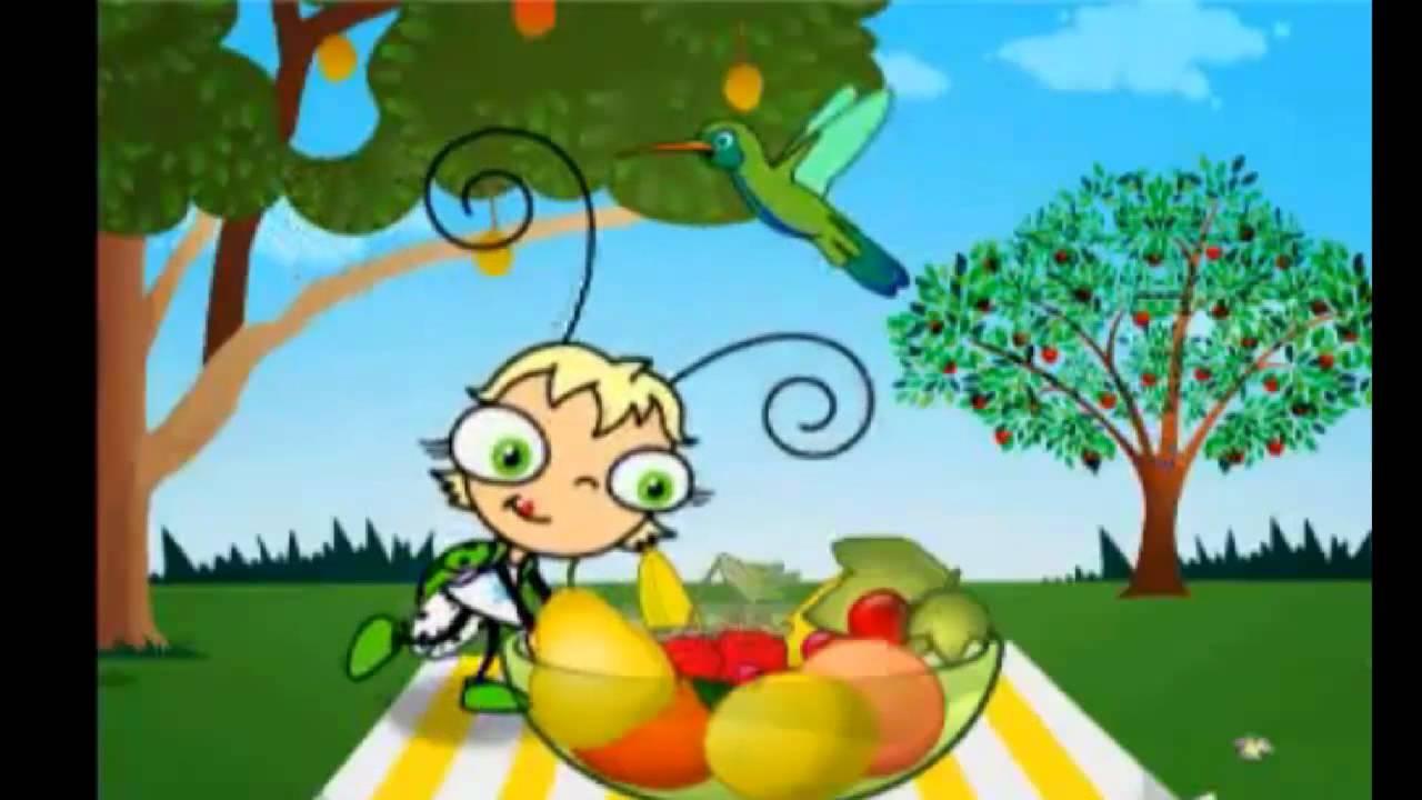 Imagenes Animadas De Arboles De Mango: Doki: Sentado Debajo De Un Arbol Debajo De Un Arbol De