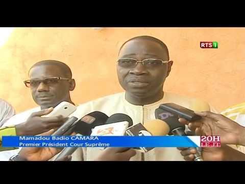 Journal Télévisé 20H de la RTS1 du samedi 21 mai 2016