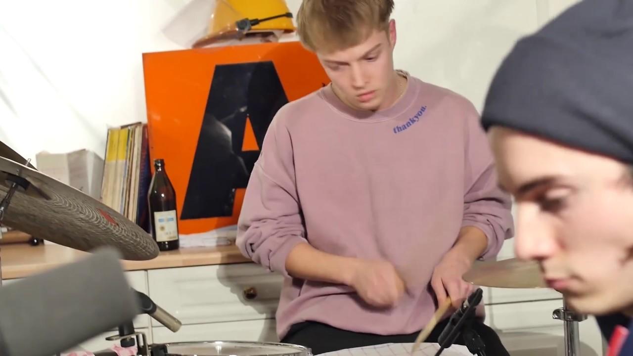 Bambus Bjorn Justus Jonas Live In Der Kuche Des Vierkanthofs