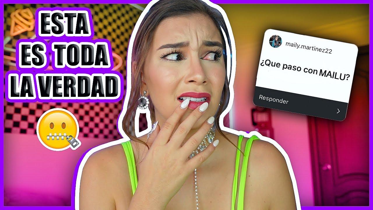 Download QUE PASÓ CON MAILU? LA RESPUESTA DEFINITIVA.