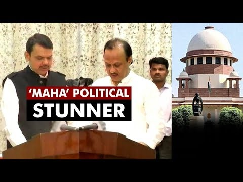 Supreme Court Order On Maharashtra Claims At 10:30 am Tomorrow