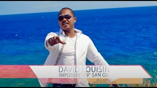 David LOUISIN - IMPOSSIB' VIV' SAN OU ( Clip Officiel 4K )
