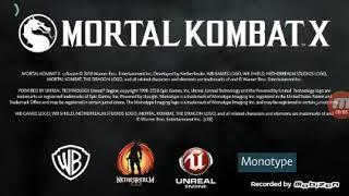 Mortal Kombat gameplay