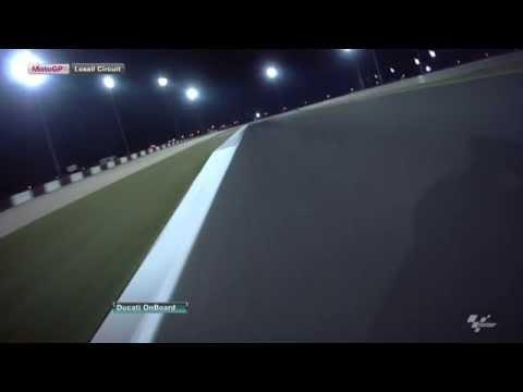 Qatar 2014 - Ducati OnBoard