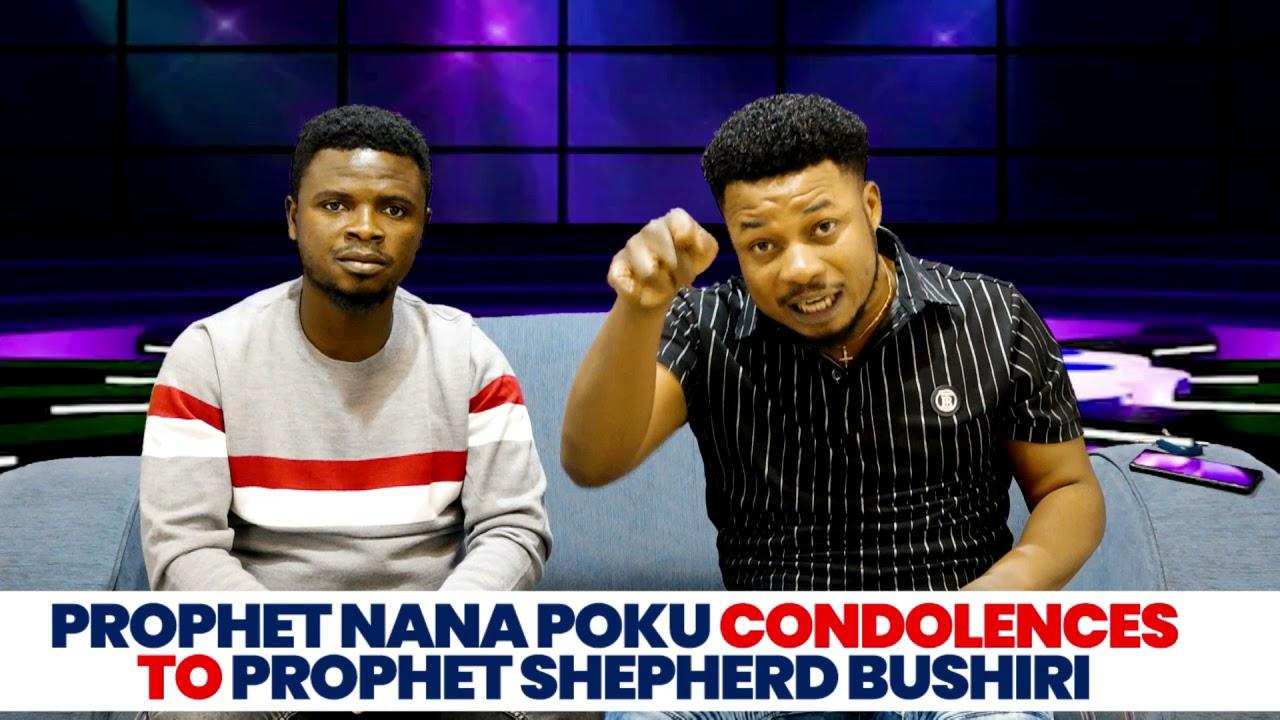 Download CONDOLENCES to Prophet Shepherd Bushiri