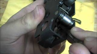 H&k Semi Auto Sef Pack Disassembly