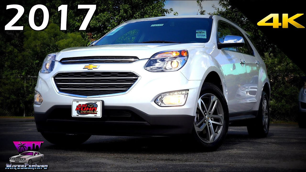 small resolution of 2017 chevrolet equinox premier ultimate in depth look in 4k