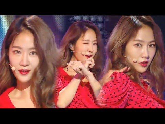[HOT] SOYOU -  All Night , 소유 -  까만 밤  Show Music core 20181020