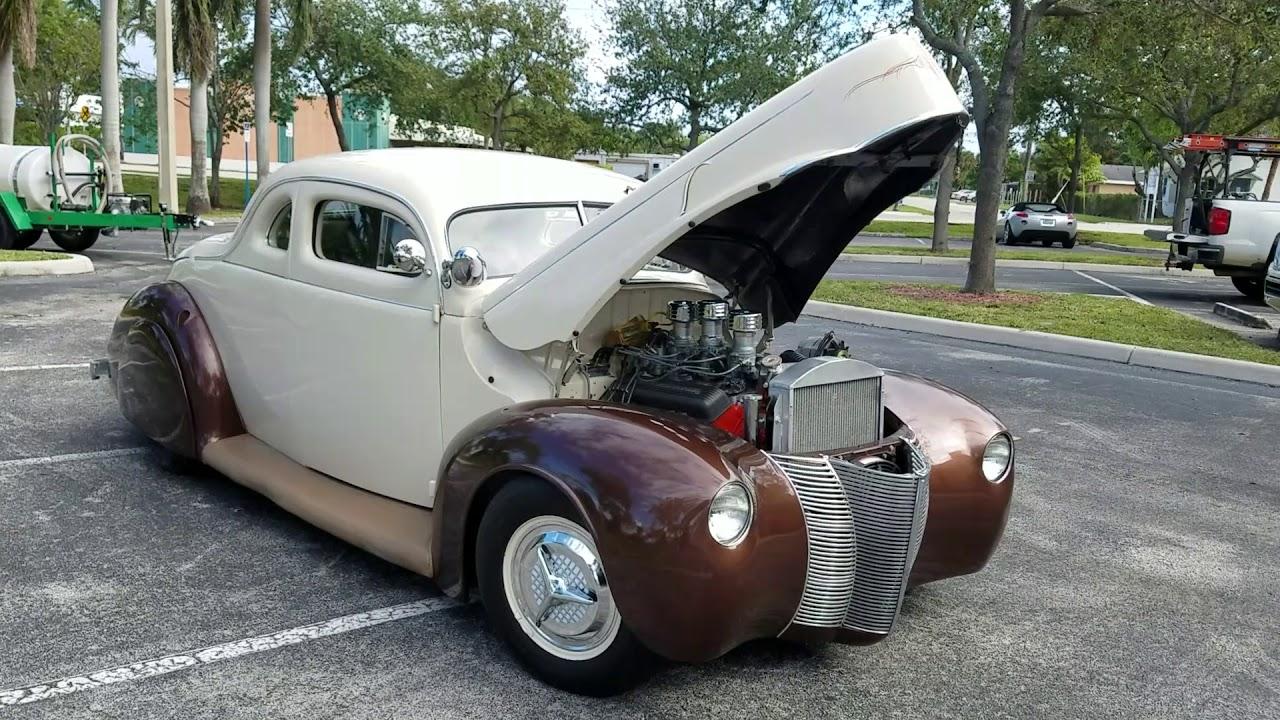 1940 Ford couple old school hot rod for sale www.bigboyhotrods.com ...