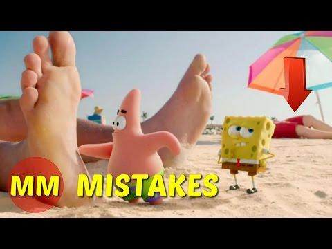 Thumbnail: 12 Amazing Secret Mistakes In The Spongebob Movie - Sponge Out of Water