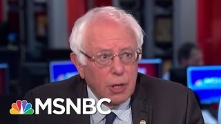 Bernie Sanders Reacts To 'Brexit' Vote | Morning Joe | MSNBC