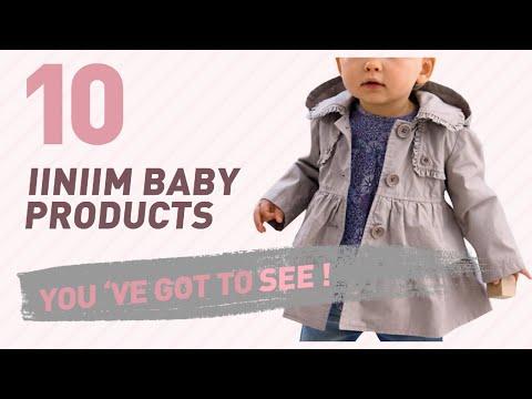 Iiniim Baby Products Video Collection // New & Popular 2017