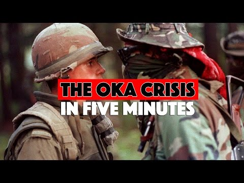 The Oka Crisis in 5 minutes