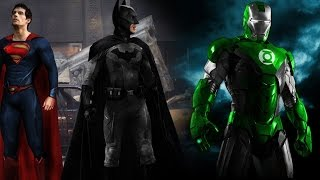 Video Avengers vs Justice League - EPIC MOVIE download MP3, 3GP, MP4, WEBM, AVI, FLV Maret 2017