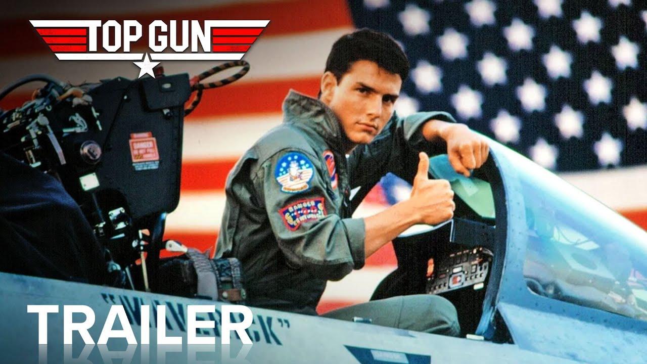 Download TOP GUN | Official Trailer | Paramount Movies