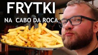Zjedliśmy FRYTKI na drugim końcu Europy  Portugalia, Sintra i Cabo da Roca (2019) GASTRO VLOG #251