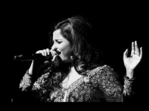 achchi surat pe ghazab - A Ghazal by Shreya Ghoshal