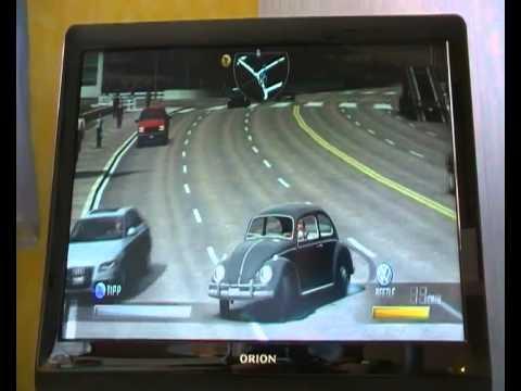 Driver San Francisco - VW Beetle (XBOX 360)
