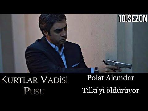 Kurtlar Vadisi Pusu - Polat Alemdar Tilki'yi öldürüyor!