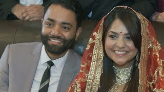 Engagement and Chunni Ceremony | Indian Wedding GTA | Forever Video