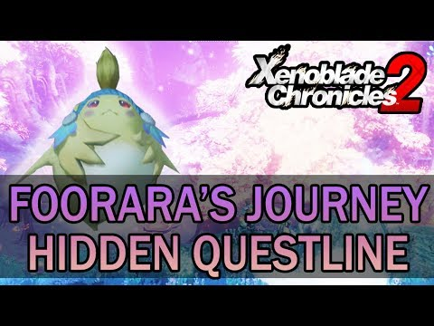 Foorara's Journey - All Locations, Hidden Questline! (Xenoblade Chronicles 2)