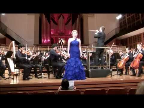 Puccini - Quando me'n vo (soprano, Imogen Malfitano; conductor, Simone Zuccatti)