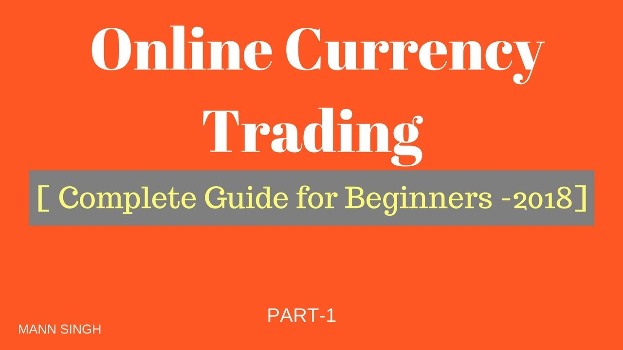 Learn Basics Of Online Currency Trading Nse Mcx Part 1
