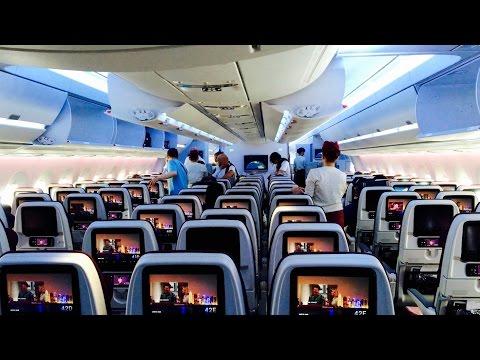 Qatar Airways A350-900 XWB Economy Class from Singapore to Doha [4K]