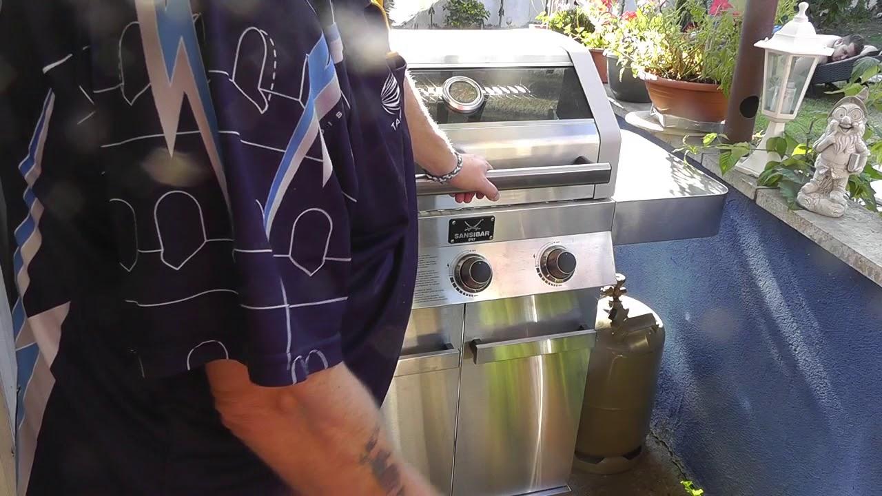 Rösle Gasgrill Sansibar Test : Rösle sansibar sylt sacki machts youtube