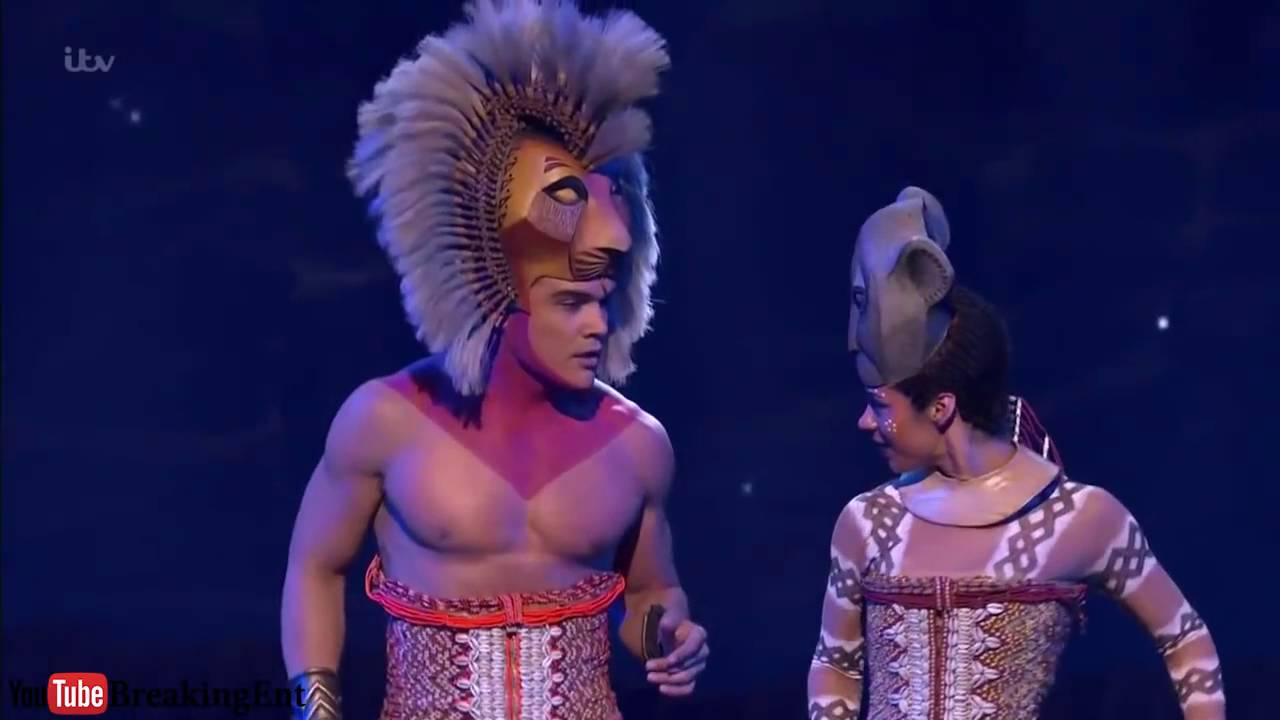 The Lion King Broadway Live London Palladium 2016 Youtube 720p Youtube