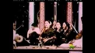 M S Subbulakshmi Live performance at UN Concert on 23rd Oct.1966