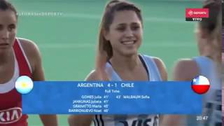 Argentina vs Chile (Final Copa Panamericana) Q4