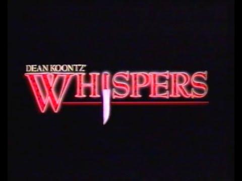 Dean R. Koontz's WHISPERS - Trailer (1990, German)