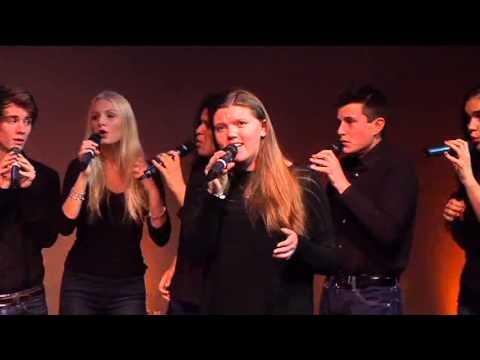 Seattle Academy Onions Jazz Choir --- Lil' Darlin'