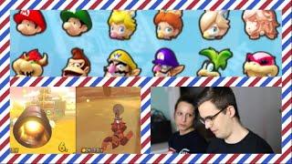 MARIO KART 8 #002 [Wii U] - Snowflaaakee VS. Adi McGrady - Die große Revanche?! || Let's Play!