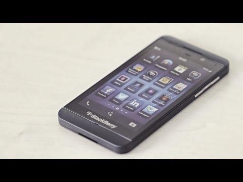 BlogPlay.pl - BlackBerry Z10 - test, recenzja, pierwsze wrażenia