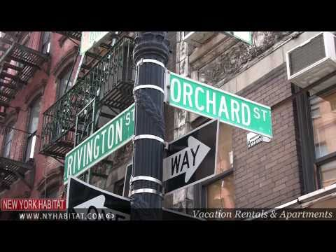 New York City - Video Tour of the Lower East Side, Manhattan (Part 2)