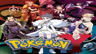 Liga de Kalos Pokémon X e Y