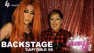 BACKSTAGE SEXTA SEMANA - ESCUELITA FG2 - CANAL FARANDULA GAY