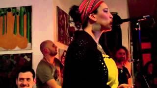 Karmaggedon - Myriam Bouk Moun & Mauro Gargano - live