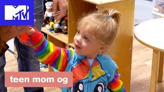 'Nova's First Day of Preschool' Official Sneak Peek | Teen Mom OG (Season 6B) | MTV