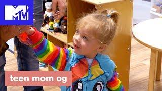'Nova's First Day of Preschool' Official Sneak Peek | Teen Mom OG (Season 6B) | MTV