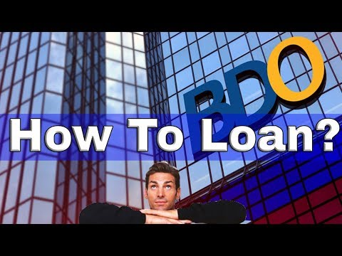 BDO Personal Loans – How Much You Can Borrow & What To Prepare