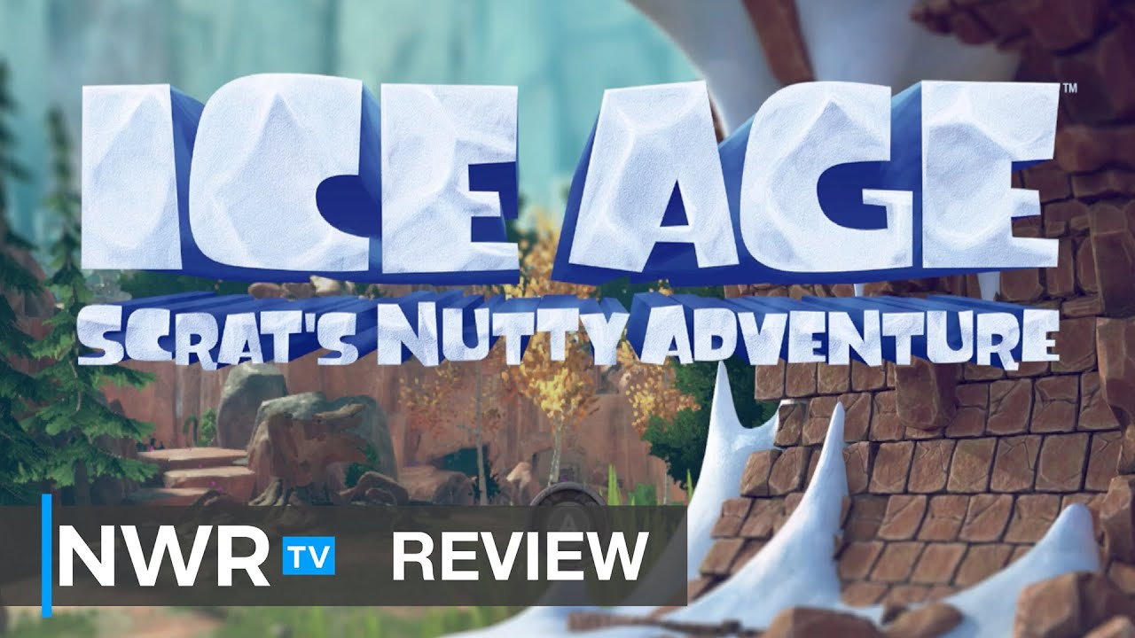 Ice Age Scrat's Nutty Adventure (Switch) Review (Video Game Video Review)
