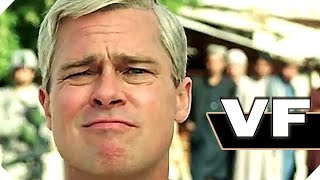WAR MACHINE Bande Annonce VF (Brad Pitt - 2017) Ne...